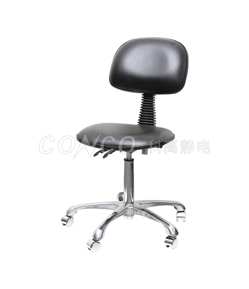 COS-108 Antistatic PU Leather Office Chair
