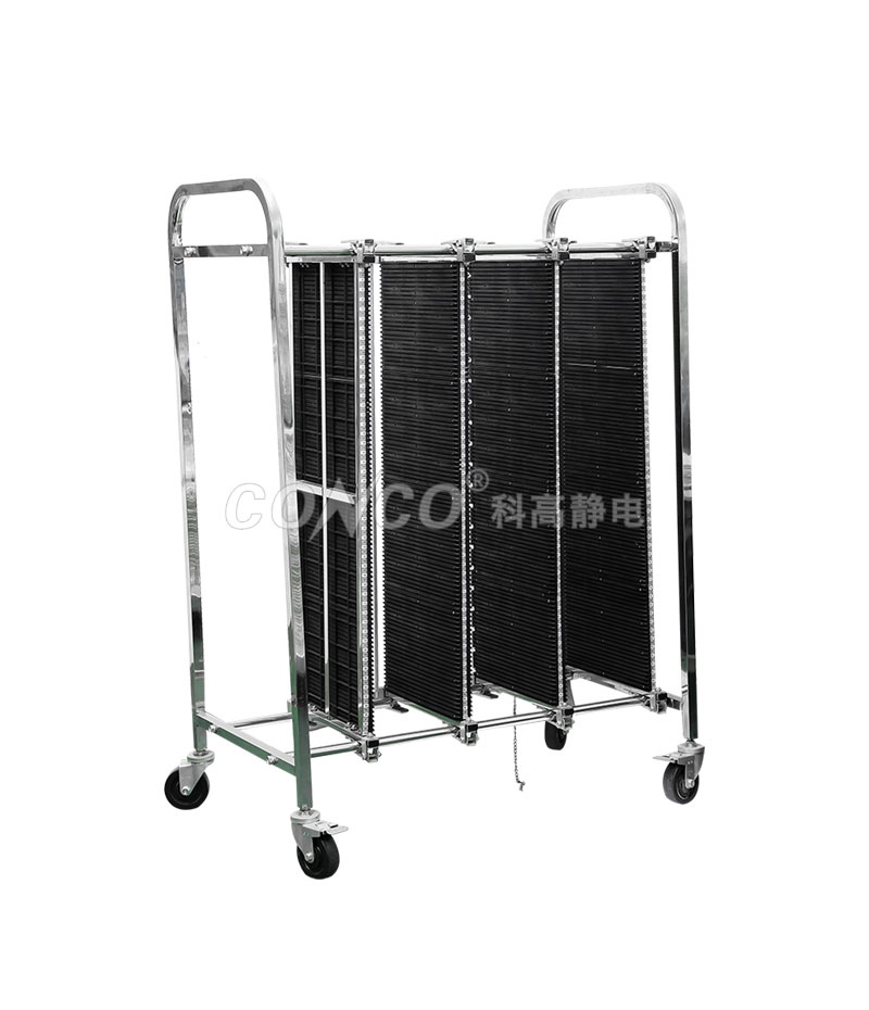 COC-602 ESD PCB Cart Trolley