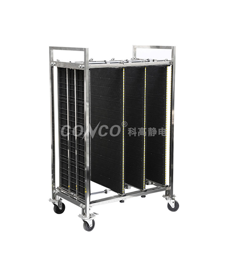 COC-603A ESD Antistatic Storage Trolley