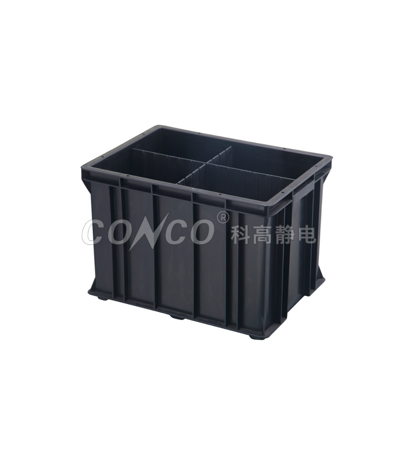 ESD Storage Bins 390×285×270mm