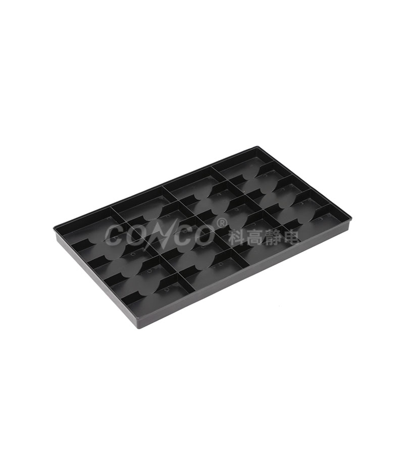 COP-3209 Plastic Esd Tray for PCB
