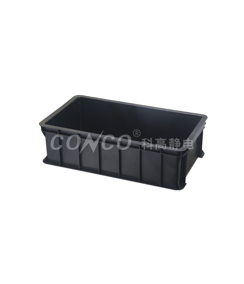 ESD Plastic Box ESD Bins With Cover