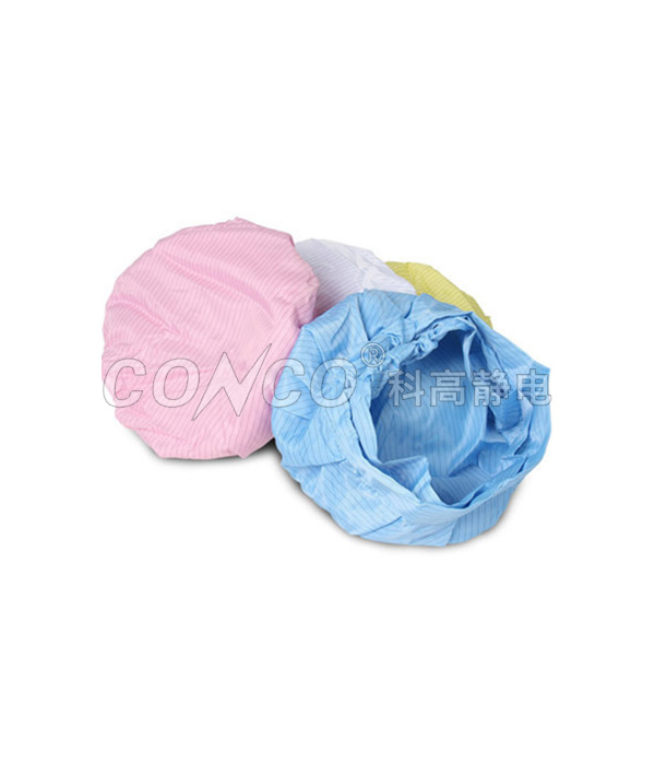 Multicolor Antistatic Large Dome Shaped Hat