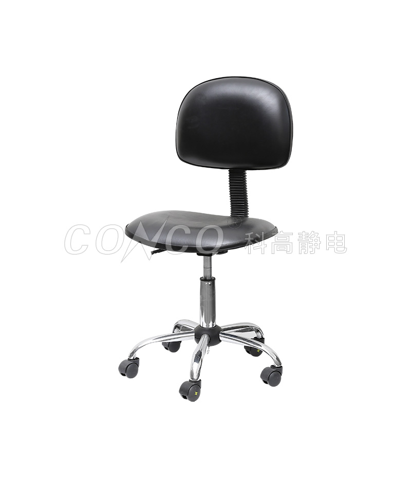 COS-102 Antistatic PU leather chair