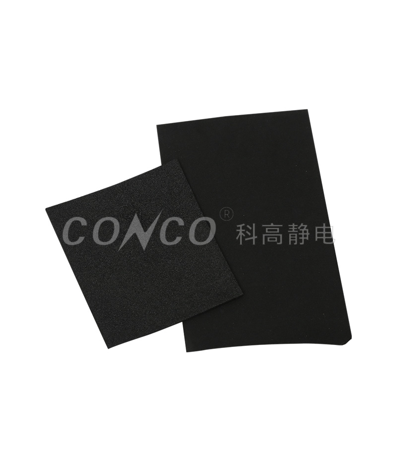 Black Antistatic Sponge Foam Sheet