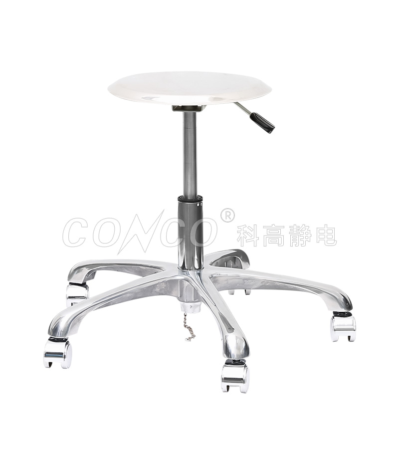 COS-112 ESD stainless steel stool