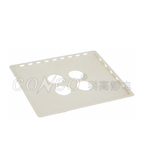 17'' ESD LCD tray 440*380*25mm