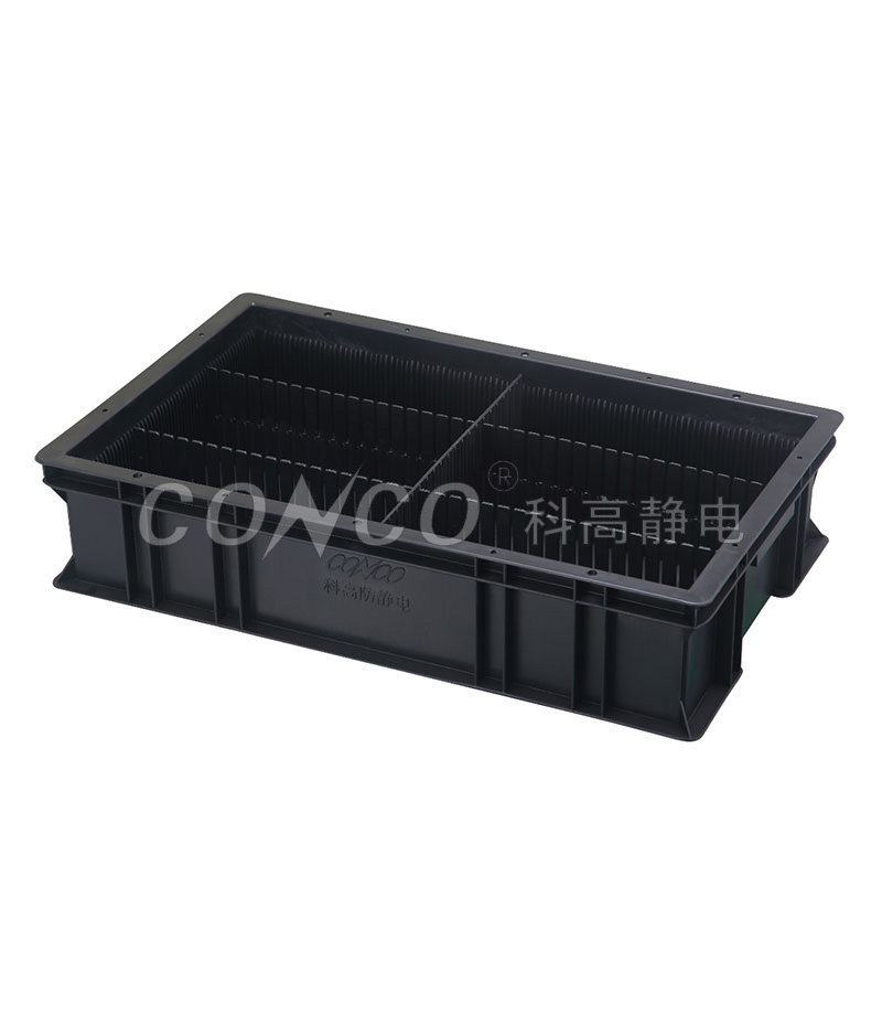ESD Antistatic Box With Dividers