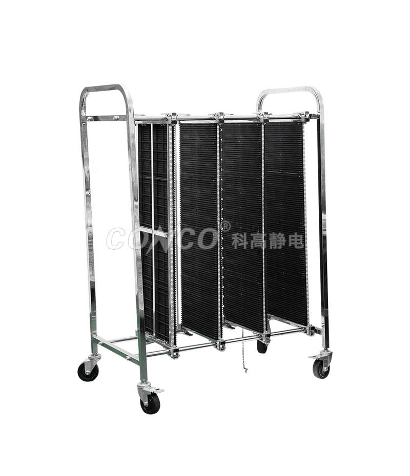 COC-602 ESD PCB Cart Trolley