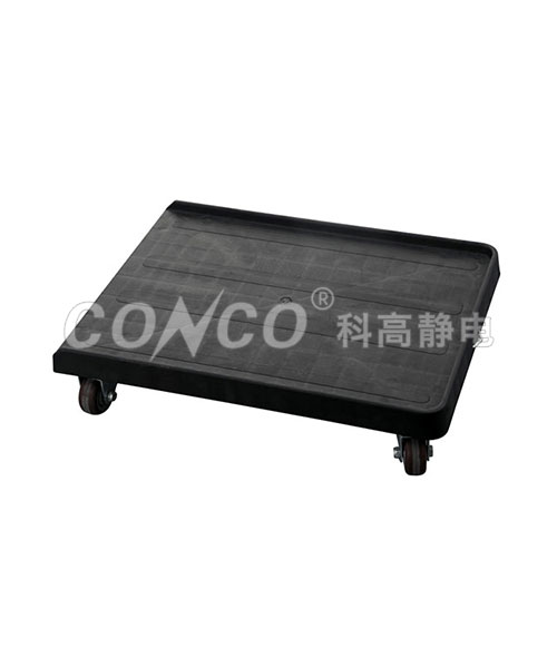 COC-605A ESD PCB Magazine Rack Cart