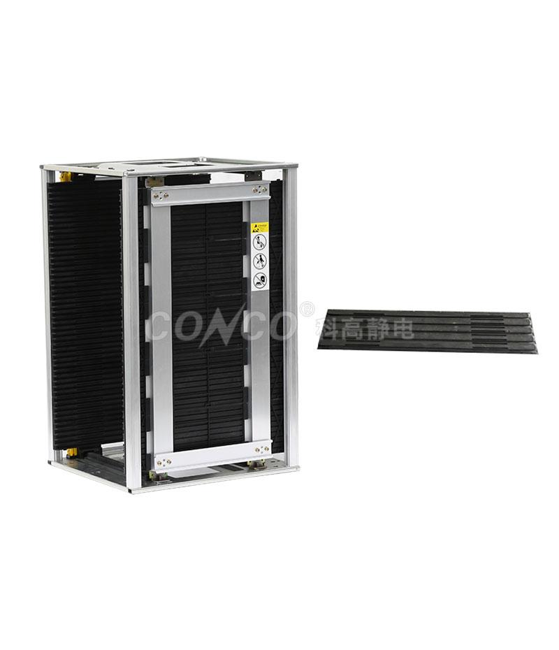 25pcs capacity pcb magazine rack COP-803B