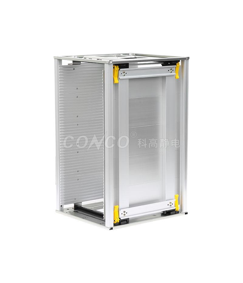 ESD aluminium pcb magazine rack  COP-803L