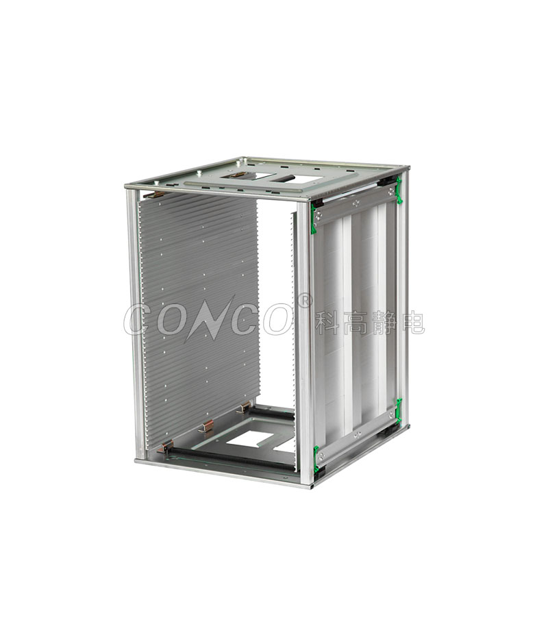 High temperature aluminium pcb magazine rack COP-806L