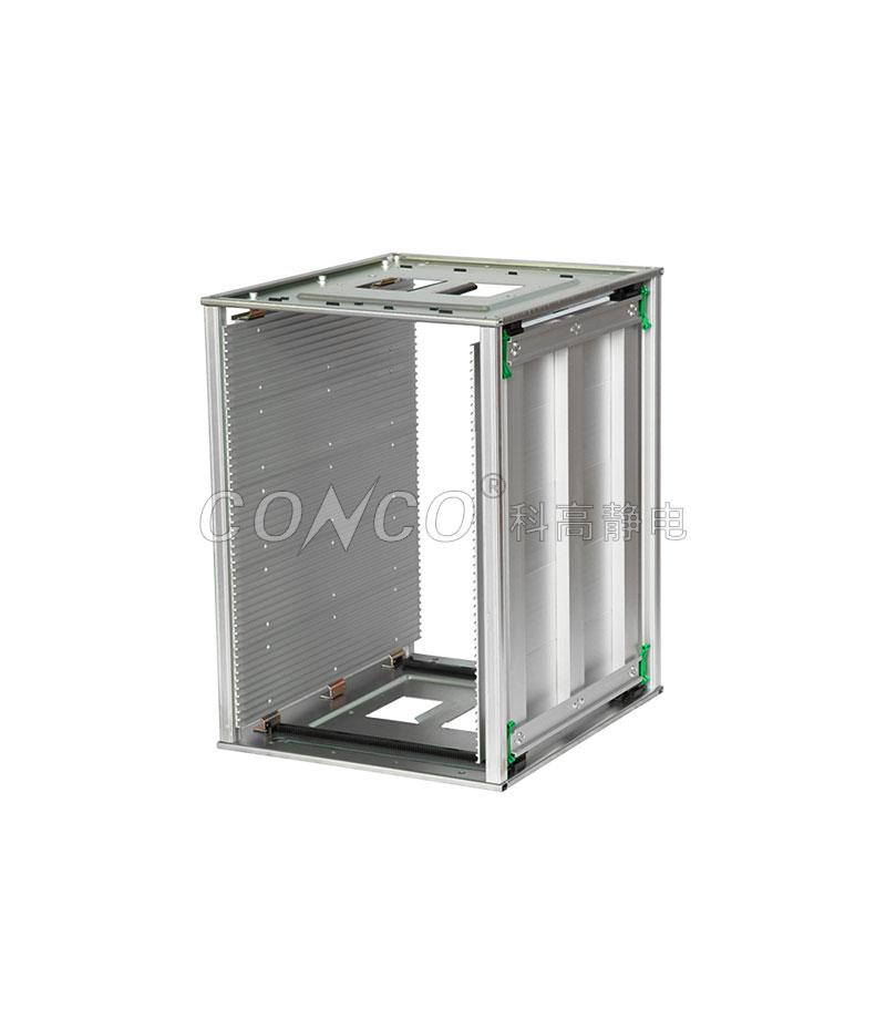 High temperature aluminium pcb magazine rack COP-806L