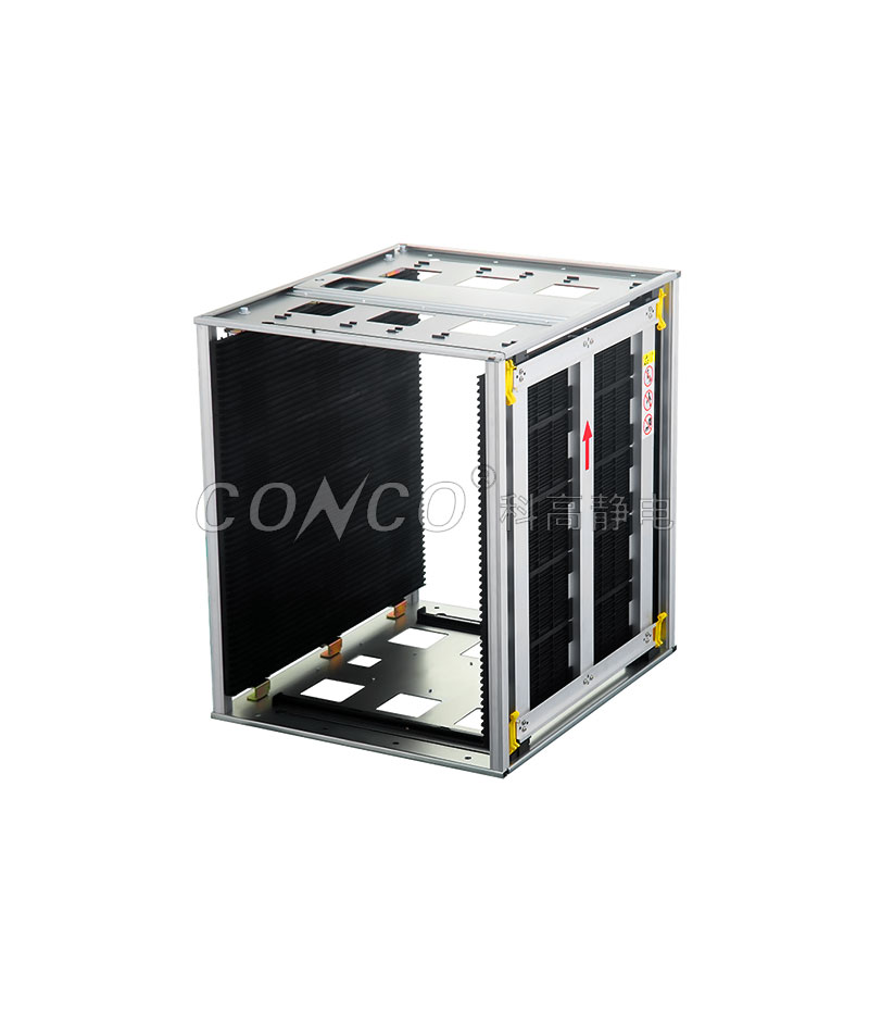 Wholesale X size adjustable pcb magazine rack COP-808