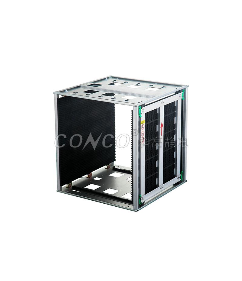 XL size smt esd pcb magazine rack COP-809