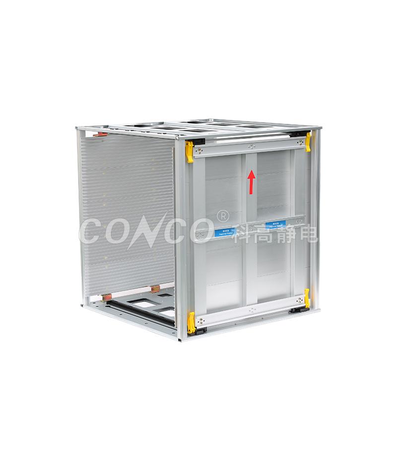 Smt esd aluminum pcb magazine rack COP-809L