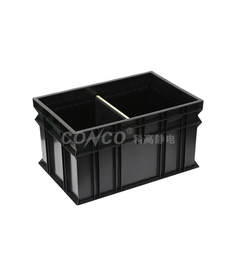 ESD SMD Storage Circulation Plastic Box