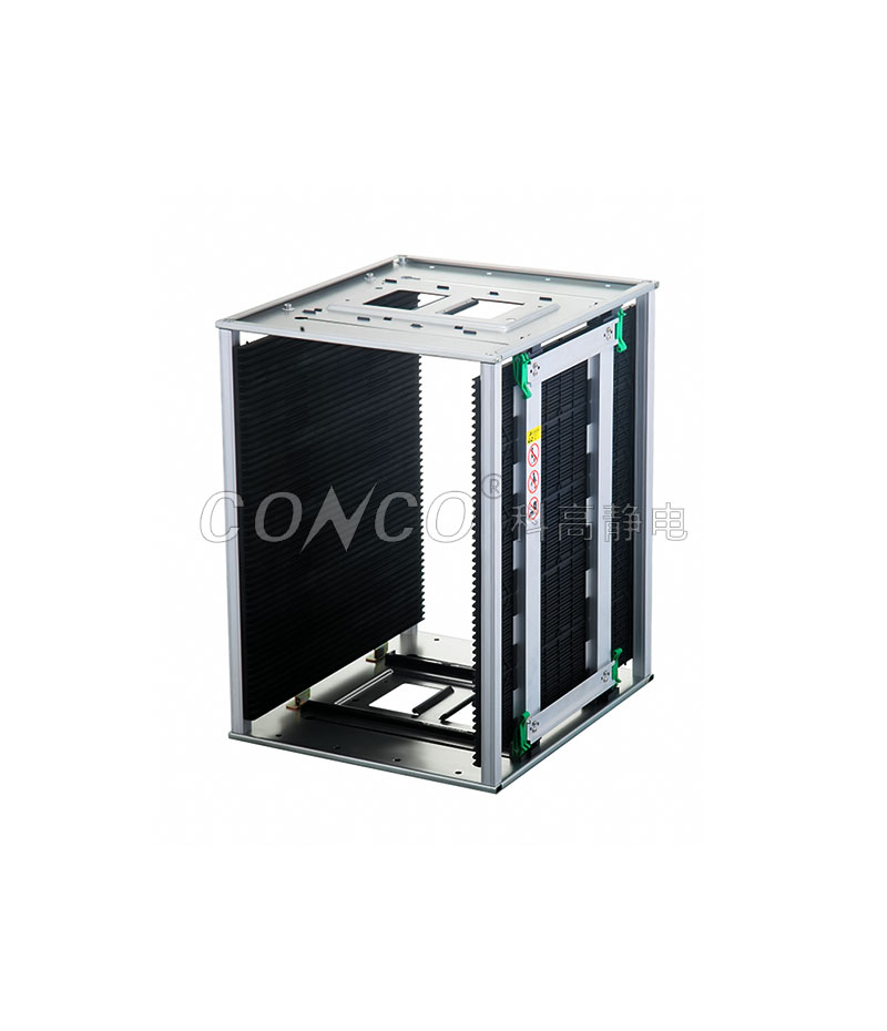 Pcb storage magazine rack COP-806B