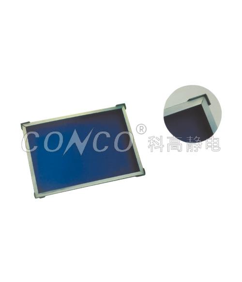 Corrugated Sheet Tray+ Aluminum Frame+corner
