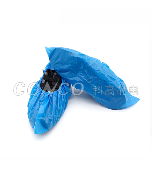 Disposable PE shoe-cover