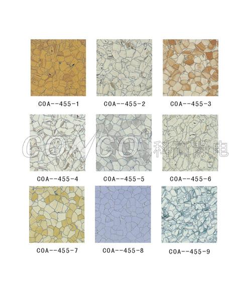 ESD PVC floor series
