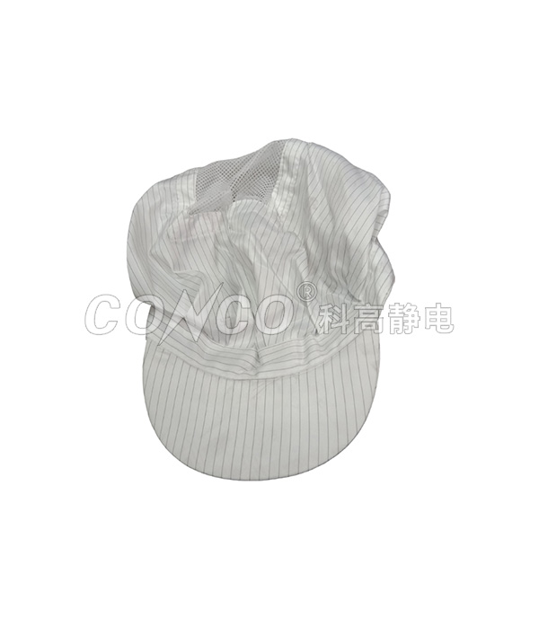 Cleanroom ESD Polyester Cap