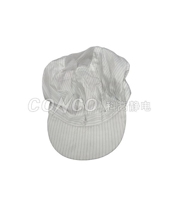 ESD cleanroom cap