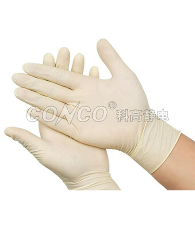 Antistatic Latex Gloves