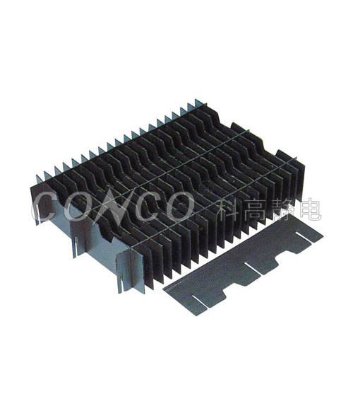 Black Conductive Corrugated Board